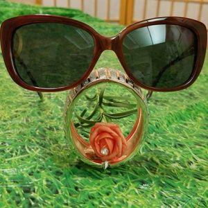 Beautiful Sunglasses by Judith Leiber, NWOT